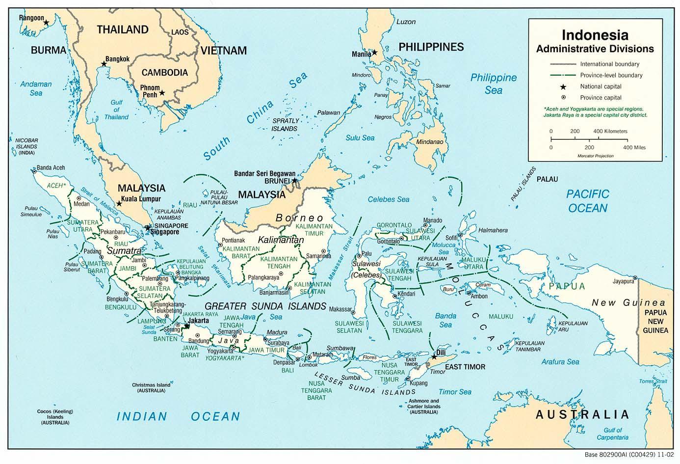 Jakarta world map - Jakarta indonesia world map (Java ...